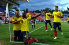 Tabla Posiciones Hexagonal Final - Sudamericano Sub 20 (Fecha 3)