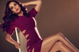Katy Perry cobrará 3 millones de dólares por libro autobiográfico