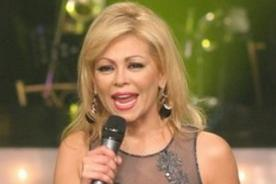 Gisela Valcárcel afirma que intentará enamorarse