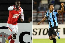 Independiente de Santa Fe se enfrenta Gremio para conocer al rival de Garcilaso