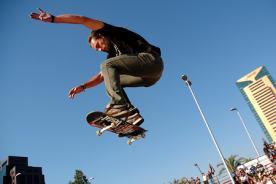 Video: Conoce a Chris Haslam uno de los mejores skaters del mundo
