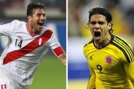 Eliminatorias Brasil 2014: Colombia vs Perú (2-0) - en vivo por CMD / ATV