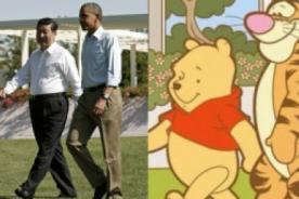 Imagen de Winnie the Pooh es censurada en China