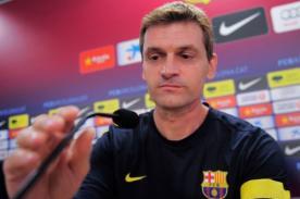 Tito Vilanova dejará de ser entrenador de Barcelona - Liga BBVA