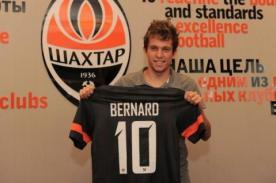 Video: Bernard se convirtió en el nuevo jugador del Shakhtar Donetsk