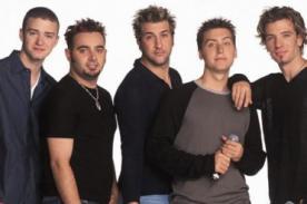 N Sync se reuniría en los MTV Video Music Awards 2013