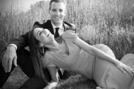 Jessica Tapia contrajo matrimonio civil con Steven Dykeman