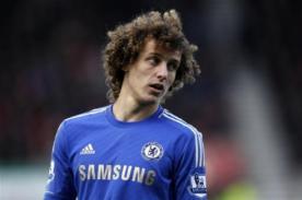 Chelsea: David Luiz explica porqué no fichó por Barcelona