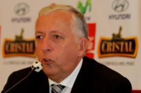 Selección peruana: Ningún directivo conversó con Ricardo Gareca