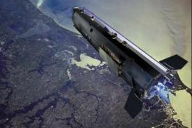 Satélite de una tonelada caerá a la Tierra tras quedar sin combustible