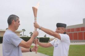 Juegos Bolivarianos 2013: Antorcha llegó a Lima y este será su recorrido