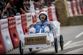 Carrera de Carros Locos te podría llevar al Gran Premio F1 de Brasil