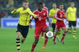 Video de goles: Borussia Dortmund vs Bayern Munich (0-3) - Bundesliga