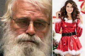 Insólito: 'Papa Noel' es acusado de acosar a 'elfo'