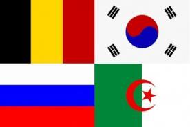 Mundial Brasil 2014: Este es el GRUPO H tras el sorteo de grupos