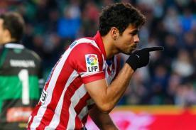 Fútbol español: Atlético Madrid es el nuevo líder de la Liga BBVA