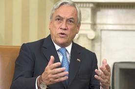 Sebastián Piñera defenderá intereses legítimos de Chile ante fallo de La Haya - VIDEO