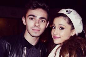 Ariana Grande confirma el fin de su corta relación con Nathan Sykes