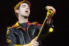 Joe Jonas está trabajando en nuevo álbum como solista
