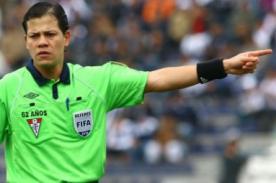 Copa Inca 2014: Conoce los árbitros para la segunda fecha