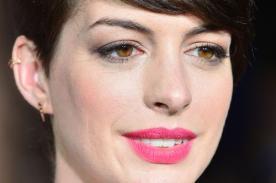 Anne Hathaway asiste a la premier de la película 'Rio 2' en Miami - FOTOS