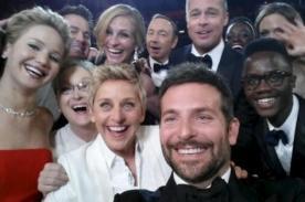 Twitter:Desaparición momentánea del famoso selfie de Ellen DeGeneres