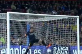 Barcelona: Víctor Valdés sufre rotura de ligamentos en partido - VIDEO