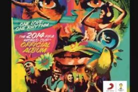 Mundial Brasil 2014: FIFA presentó canción oficial de la copa del mundo