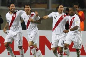 Amistosos Perú vs Inglaterra y Perú vs Suiza sí serían televisados