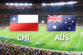 Minuto a minuto Chile contra Australia (2-1) – Mundial Brasil 2014 – ATV en vivo
