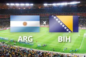 ¿A qué hora juegan Argentina contra Bosnia? – Hora Peruana – Mundial Brasil 2014