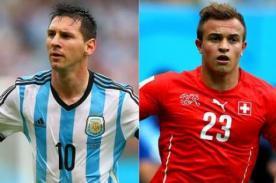 Argentina vs Suiza ATV En Vivo – Mundial Brasil 2014 (Hora Peruana)