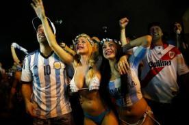 Mundial 2014: Así se vivió en Buenos Aires el triunfo de Argentina [VIDEO]