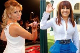 Gisela Valcárcel: Magaly Medina tiene que prepararse bastante