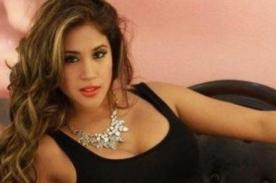 Melissa Paredes responde críticas a Rodrigo González 'Peluchín'