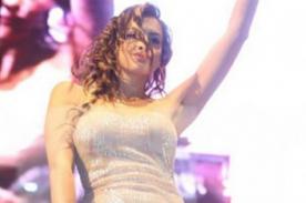 Milett Figueroa dejó 'eléctrico' a 'chiquillo' con este baile - VIDEO