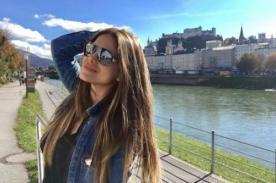 Vanessa Jerí incendia pasiones con esta fotazo en Instagram