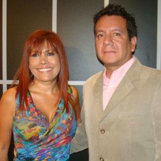 Magaly Medina a Ney Guerrero: Le deseo lo mejor a él y su bebé en camino