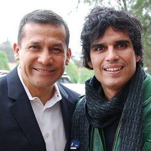 Pedro Suárez-Vértiz publica una foto junto a Ollanta Humala