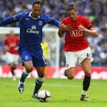 Video del Everton vs Manchester United (0-1) – Premier League 2011