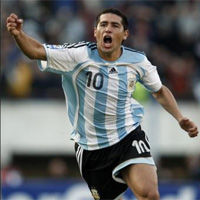 Juan Román Riquelme confía en jugar el Mundial Brasil 2014