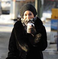 Vanessa Hudgens está en Alaska para grabación de nueva película