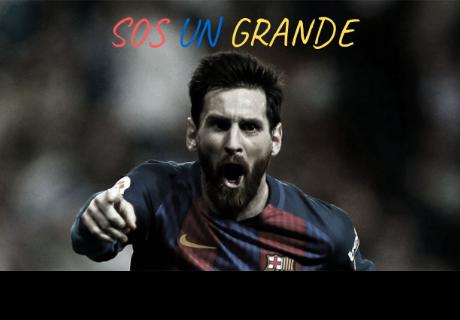 ¿Messi es un futbolista superdotado?