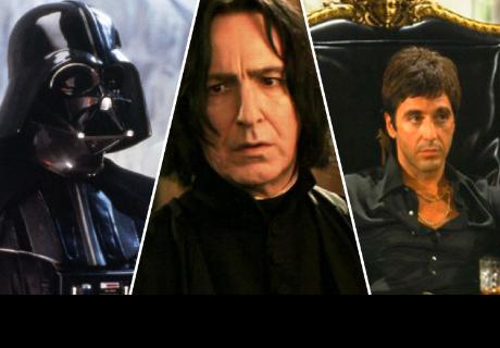 Los 5 villanos del cine que por alguna razón nos agradan