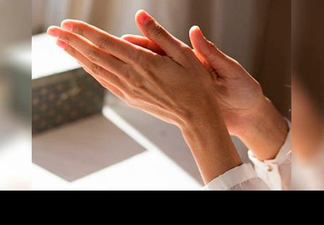 4 tips para evitar que suden las manos