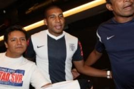Alianza Lima: Giancarlo Carmona llegó a la pretemporada en Chile