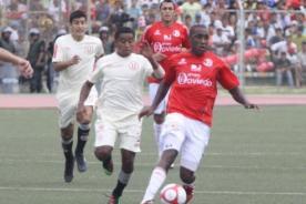 Video del Juan Aurich vs Universitario (1-0)- Descentralizado 2012