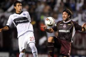 Goles del Lanús vs Olimpia (6-0) - Copa Libertadores 2012