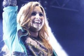 Demi Lovato en Lima: Revive su concierto en el Jockey Club (Videos)