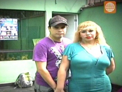 Video: Susy Díaz y Andy V se salvaron de morir